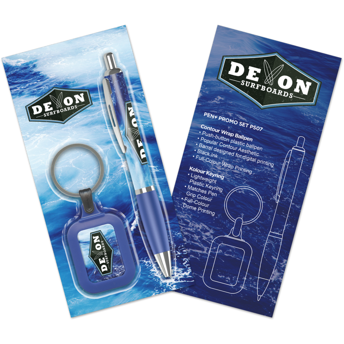 PS07 Pen+ Promo Set