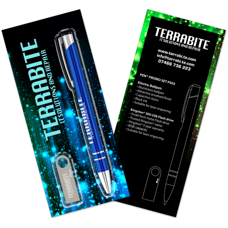 PS03 Pen+ Promo Set - Electra Touch