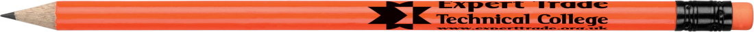 Gama de lápices fluorescentes